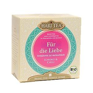 Biotee Hari Tee - Für die Liebe - 10 x 2 g Teebeutel (20 g)