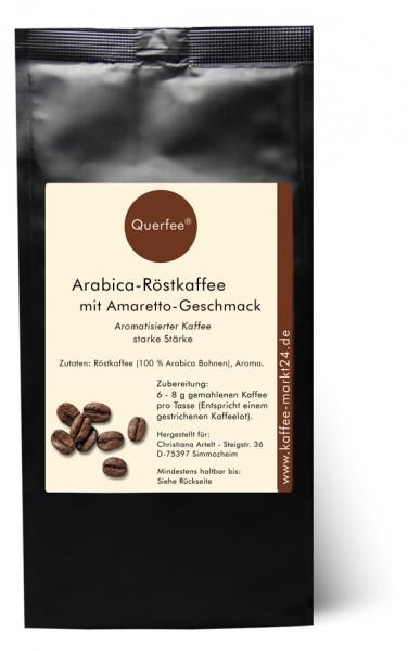 Amaretto - Arabica Röstkaffee mit Amaretto Geschmack - gemahlen