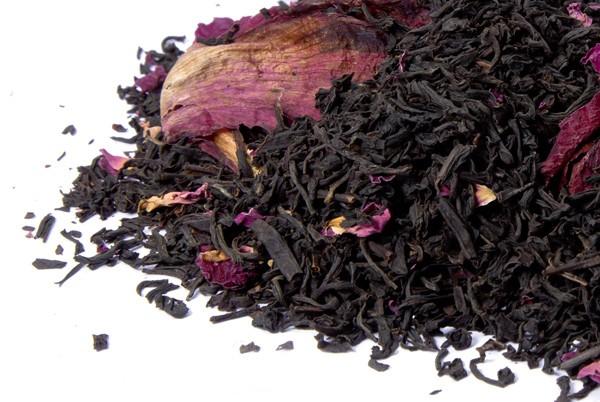"""Schwarzer Tee - Earl Grey """"Rose Style"""""""