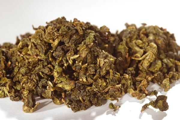 Oolong Tee - China Oolong Ti Kuan Yin