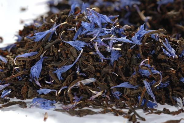 """Schwarzer Tee - Earl Grey """"Blue Style"""" - 500 g"""