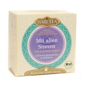 Hari Tee - Mit allen Sinnen