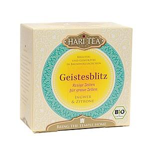 Biotee Hari Tee - Geistesblitz - 10 x 2 g Teebeutel (20 g)