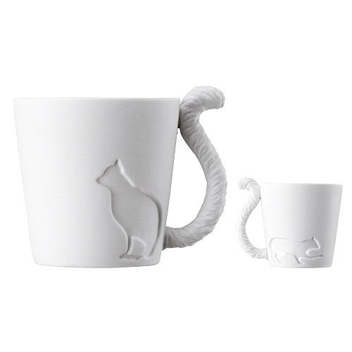 Mugtail - Katze