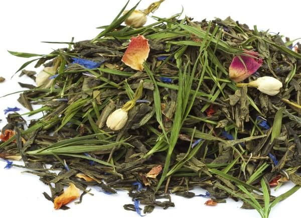 Quertee® - Grüner Tee - Sencha Jade