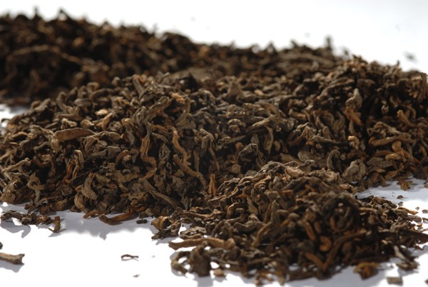 Bio - Schwarzer Tee - China Pu Erh 1st Grade