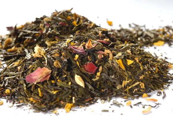 """Grüner Tee / Schwarzer Tee - """"Traum Asiens"""""""