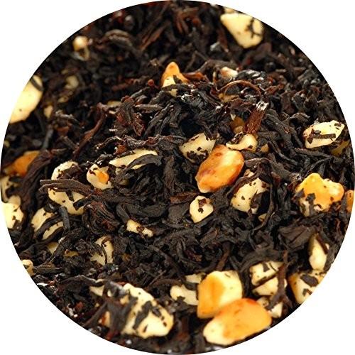 Schwarzer Tee - Vanille Pfirsich