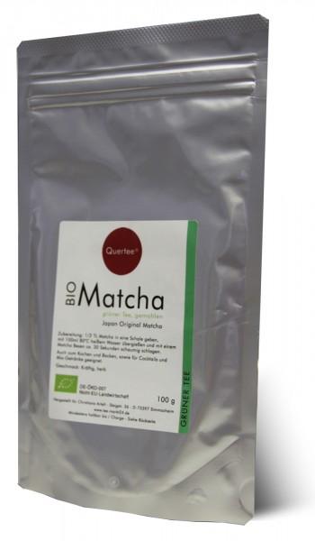 Japan Original Matcha - Bio - 100 g im Alu-Zip-Beutel