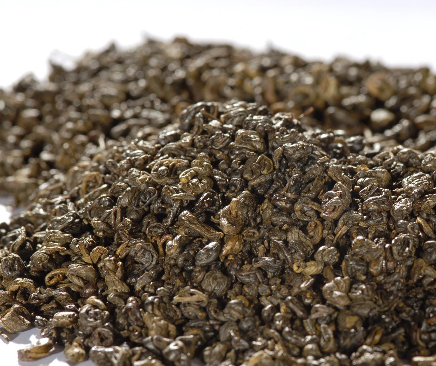 Bio - Grüner Tee - China Gunpowder 1st grade