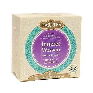 Biotee Hari Tee - Inneres Wissen - 10 x 2 g Teebeutel (20g)
