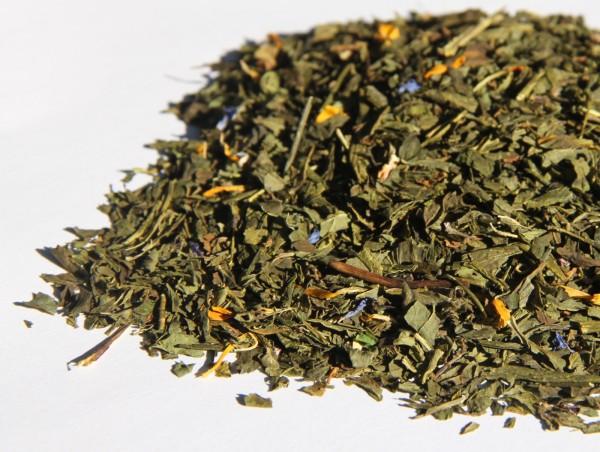 """Grüner Tee - """"Minze Mango"""""""