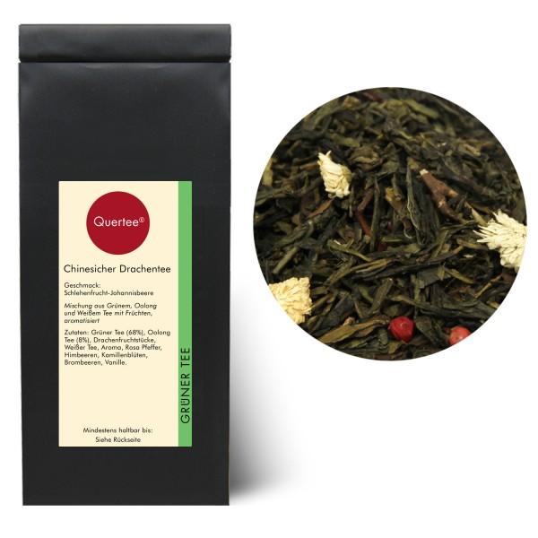 Chinesischer Drachentee - Grüner Tee / Oolong Tee