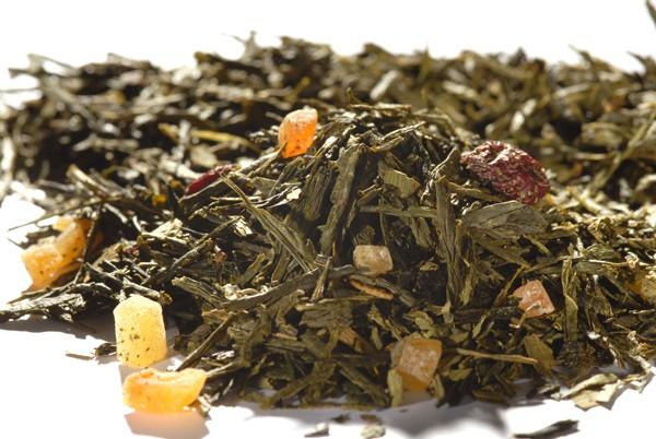 "Grüner Tee - Sencha ""Ginkgo"""