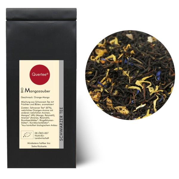 """Bio - Schwarzer Tee - """"Mangozauber"""""""