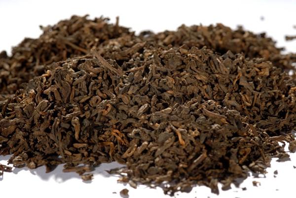 Schwarzer Tee - Pu Erh Tee Bourbon Vanille