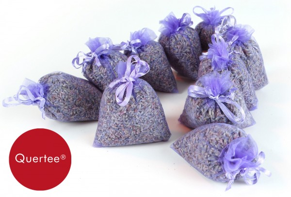Lavendelsäckchen mit Bio - Lavendel aus Frankreich Bio Lavendelblüten