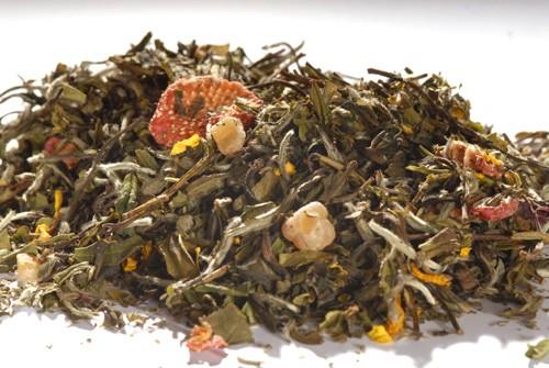 Weisser Tee - China Pai Mu Tan - Feine Guave