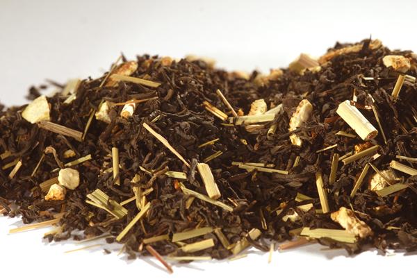 Bio - Schwarzer Tee -