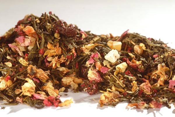 "Grüner Tee - Sencha ""Kirschblüte Jasmin"""