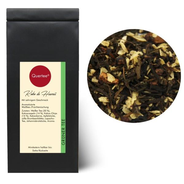 """Eistee - """"Koko de Hawaii"""" - Grüner Tee"""