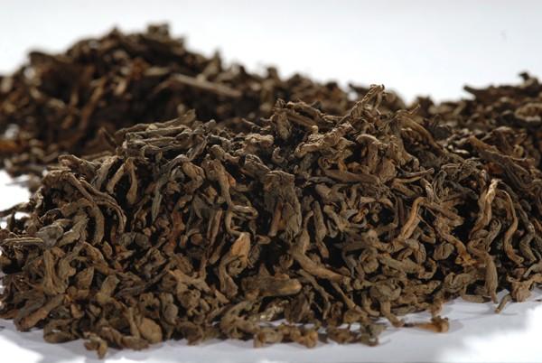 Schwarzer Tee - China Pu Erh Tee