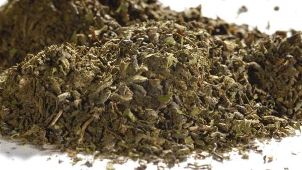 Quertee® - Grüner Tee - China Minze