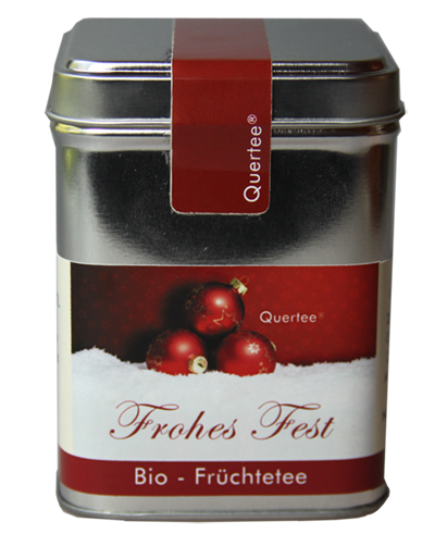 3. Quertee® - Bio Früchtetee