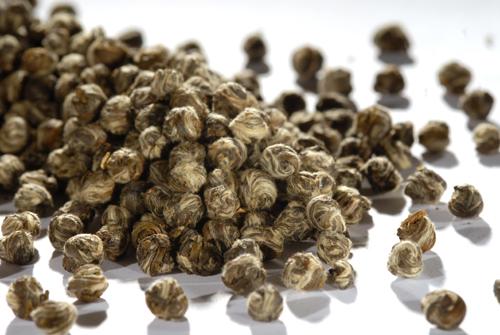 Grüner Tee - China Jasmin Phoenix Pearls