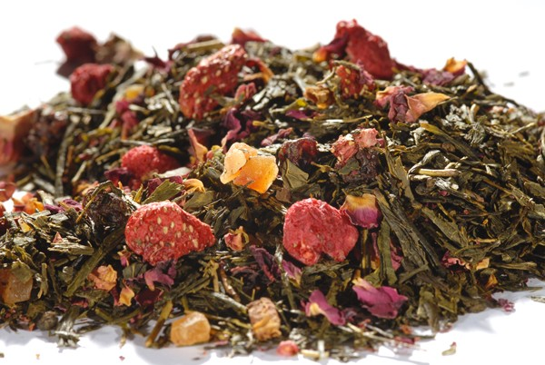 Grüner Tee - Sencha Gute Laune