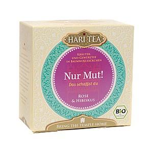 Biotee Hari Tee - Nur Mut - 10 x 2 g Teebeutel (20 g)
