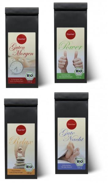 """""""Make my day"""" - Mit augesuchten Bio Tees durch den Tag - Biotee für jede Tageszeit"""