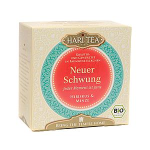Hari Tee - Neuer Schwung