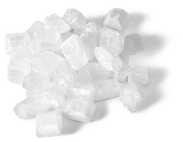 Würfelkandis - weiß - klein - 100 g