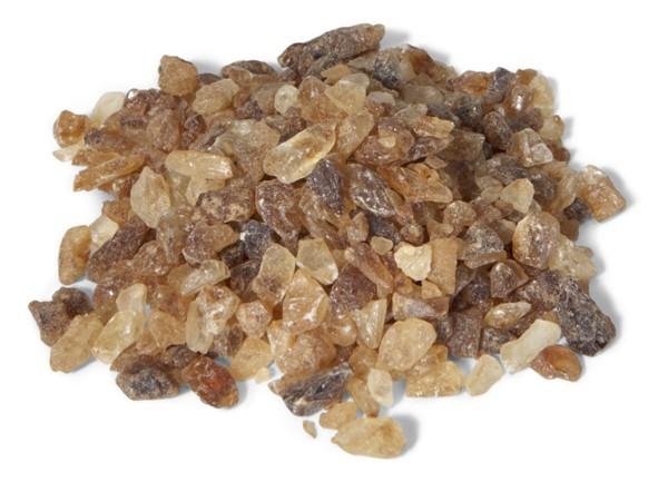 Krümelkandis - braun - fein - 100 g
