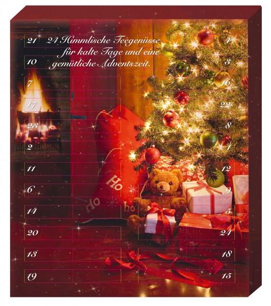 Adventskalender Shamila - Tee Adventskalender mit 24 Türchen - 24 x loser Tee a 15 g