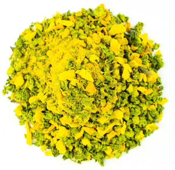 Bio Oolong Tee Kurkuma Orange - Oolong Tee mit Gewürzen