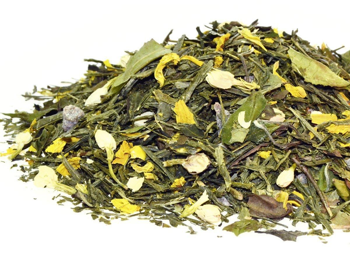 Quertee® - Gelber Tee - Gelber Drache