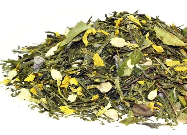 Gelber Tee - Gelber Drache